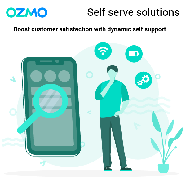 Self support solutions