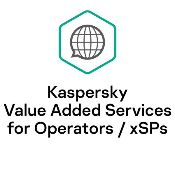 Kaspersky Value Added Services for Operators and xSPs