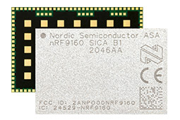 nRF9160 System-in-Package