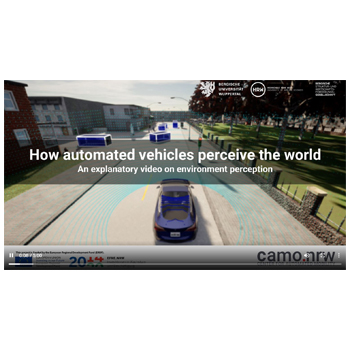 """Video """"How automoted vehicles perceive the world"""""""