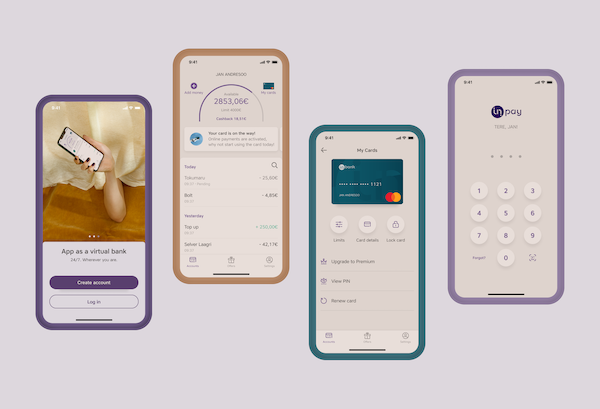 Mobile UX for Fintech solutions