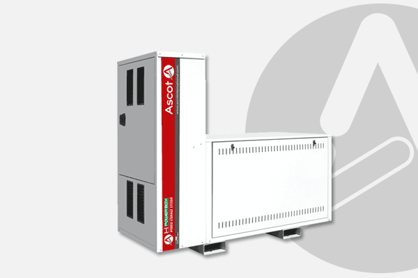 H-POWER BOX: The Telecom Energy Storage System (up to 90 KW)
