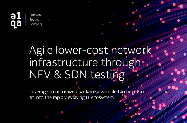 NFV & SDN testing services
