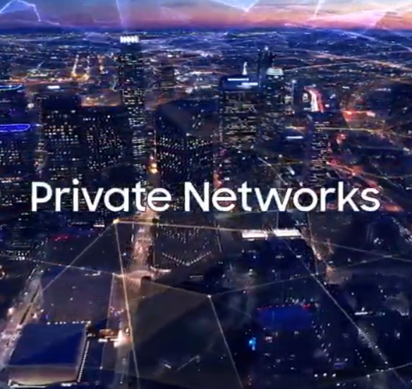 Samsung Private Networks Solutions
