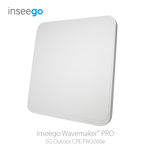 Inseego Wavemaker PRO 5G Outdoor CPE FW2000e