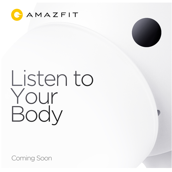 Upcoming Amazfit New EarBuds